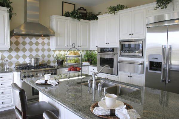 kuru grey granite kitchentop