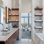 Modern Marble Bathroom Designs Ideas 2015 White Marble Creative Marble Cuts Shaped Bathrooms 2016 Tricks 27